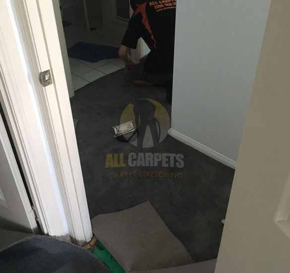 Carpet Laying Service Perth